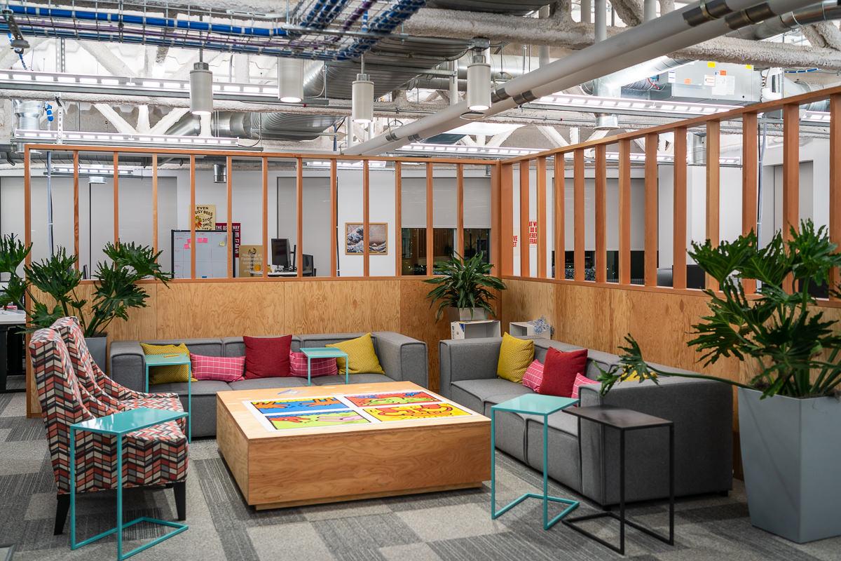 Фотоэкскурсия по новому офису Facebook в Бостоне - 5