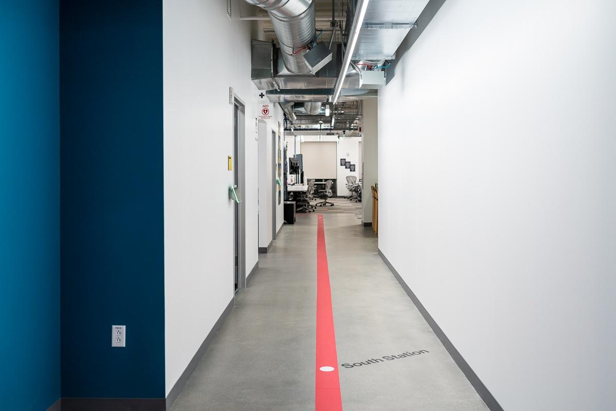 Фотоэкскурсия по новому офису Facebook в Бостоне - 7