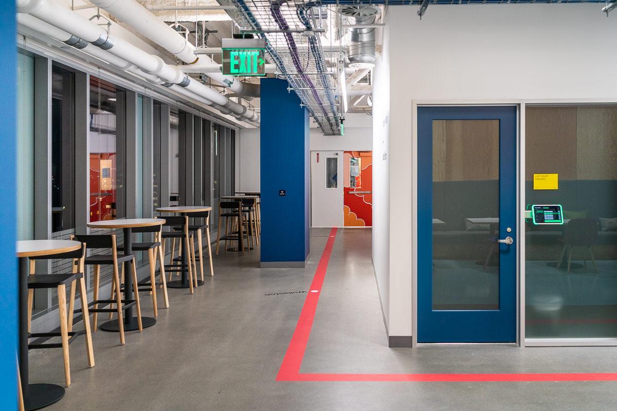 Фотоэкскурсия по новому офису Facebook в Бостоне - 8