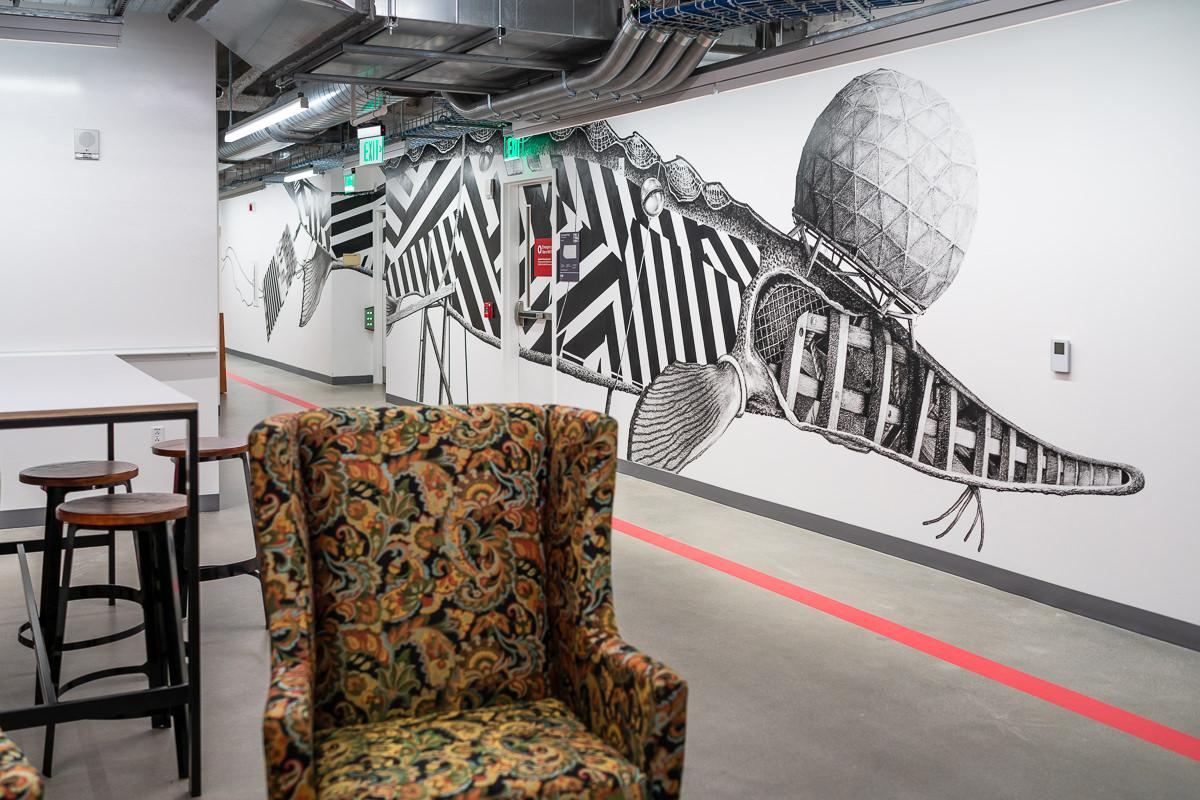 Фотоэкскурсия по новому офису Facebook в Бостоне - 9
