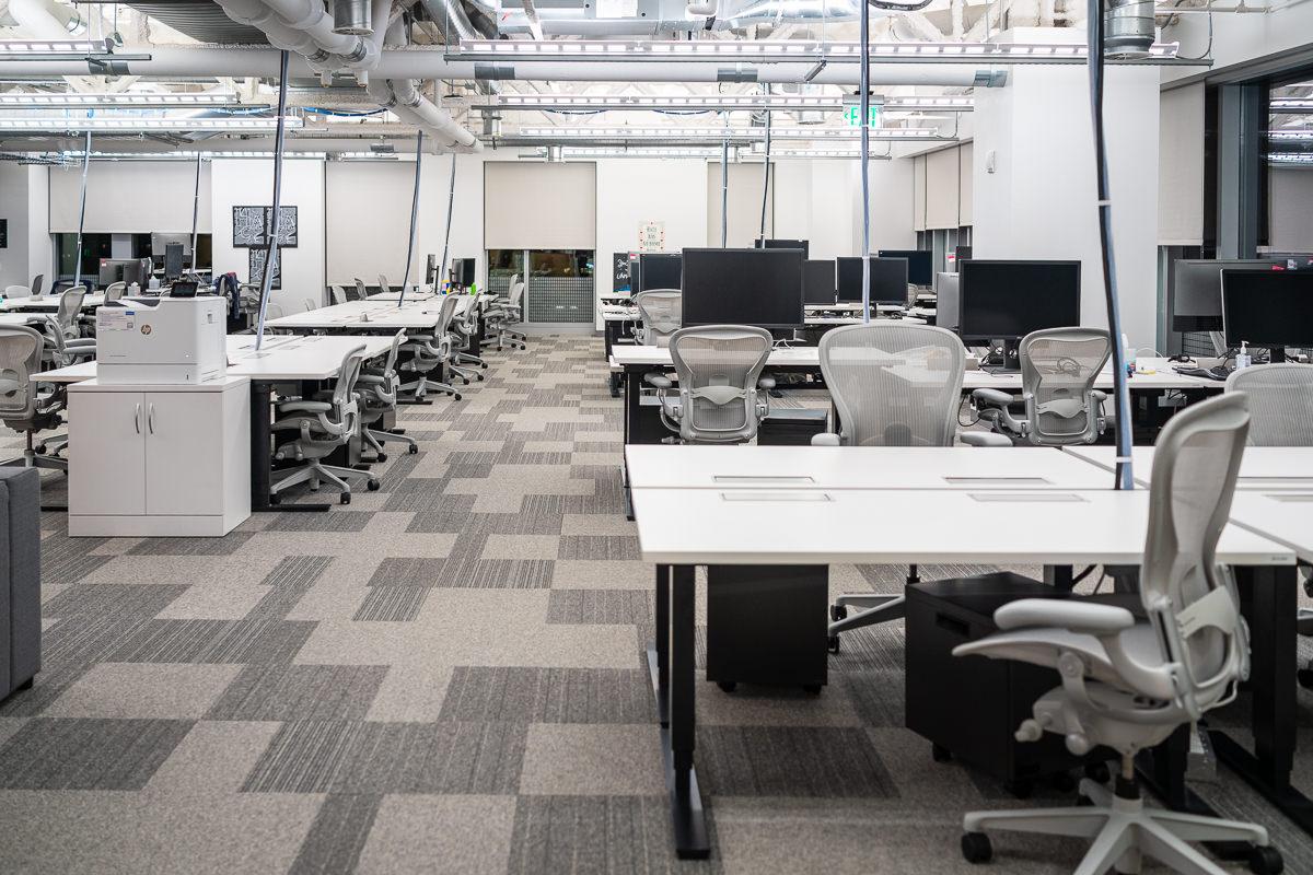 Фотоэкскурсия по новому офису Facebook в Бостоне - 1