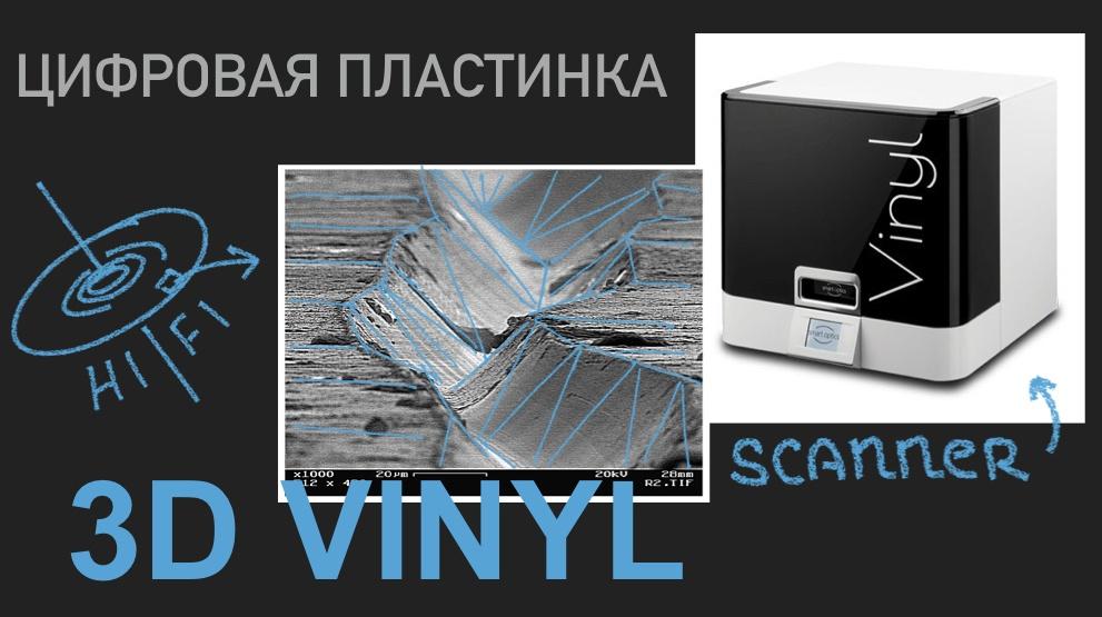 Идеи из стола: виртуальный винил - 1
