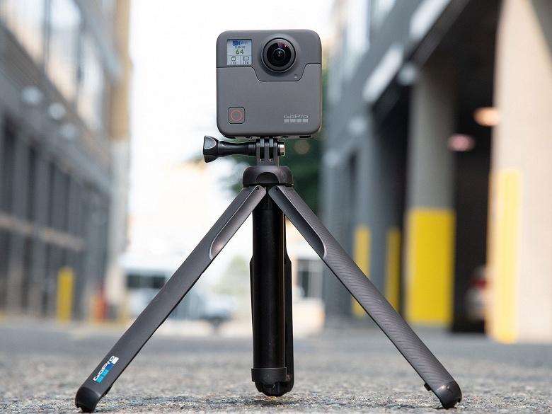 Обновление ПО повышает разрешение камеры GoPro Fusion