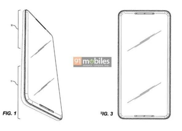 Опубликованы патентные изображения потенциального смартфона Google – так может выглядеть Pixel 4