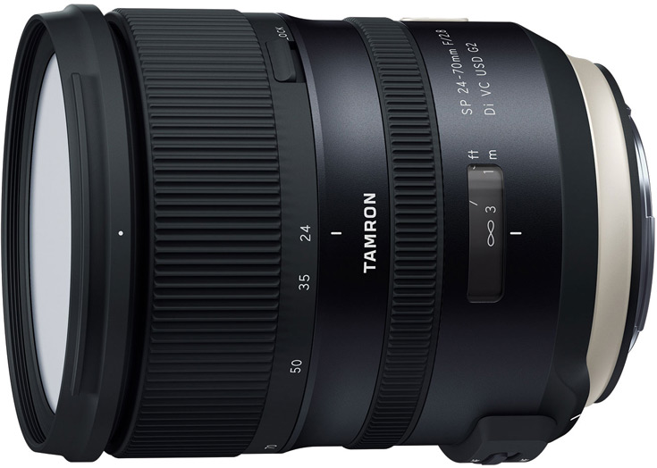 Подтверждена совместимость шести моделей объективов Tamron с камерами Nikon Z - 1