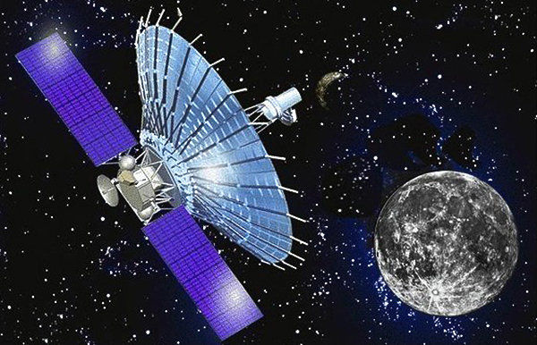 Роскосмос назвал возможные причины потери связи с орбитальной обсерваторией «Спектр-Р» - 2