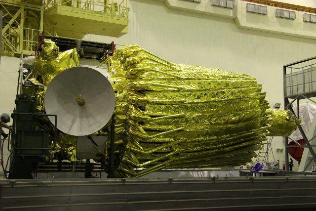 Роскосмос назвал возможные причины потери связи с орбитальной обсерваторией «Спектр-Р» - 1