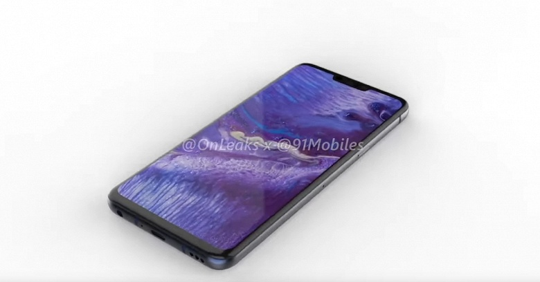 Видео дня: смартфон LG G8 ThinQ, который очень легко спутать с G7 ThinQ