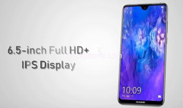Huawei Nova 4E – упрощенная версия флагманской модели с каплевидным вырезом экрана