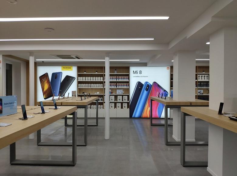 Xiaomi и Елисейские поля: компания открывает в Париже свой крупнейший в Западной Европе фирменный магазин