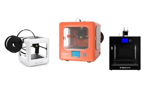 Быстрый старт в 3D печати: бюджетные принтеры для начинающих или технологии в массы - 1
