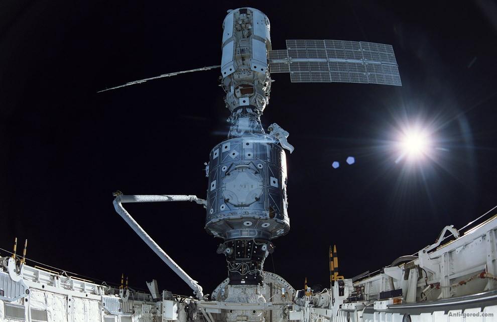 Грузовой модуль «Заря»: 20 лет на орбите - 1