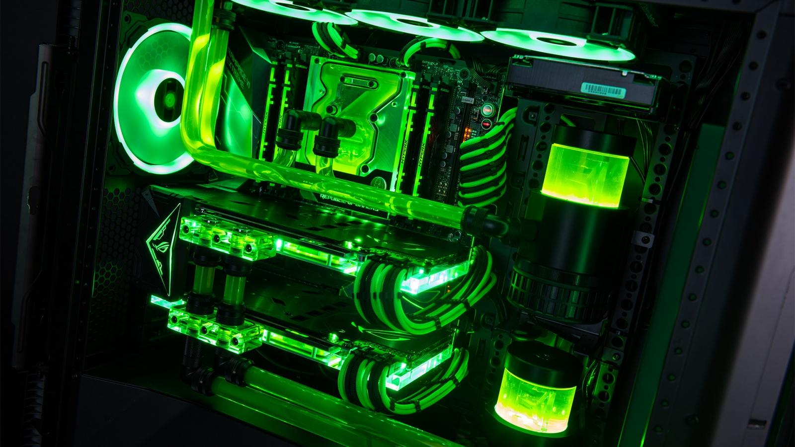 Как производят лучшие компьютеры в России? Интервью с Артёмом Смирновым из HYPERPC - 10