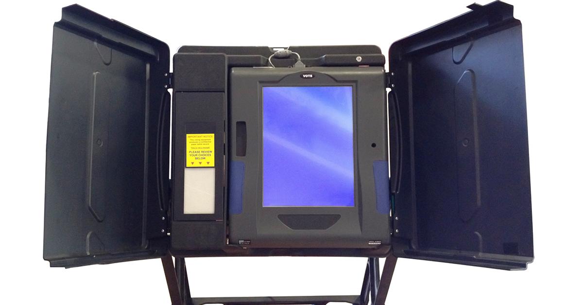 Криптографические протоколы для электронного голосования - 1