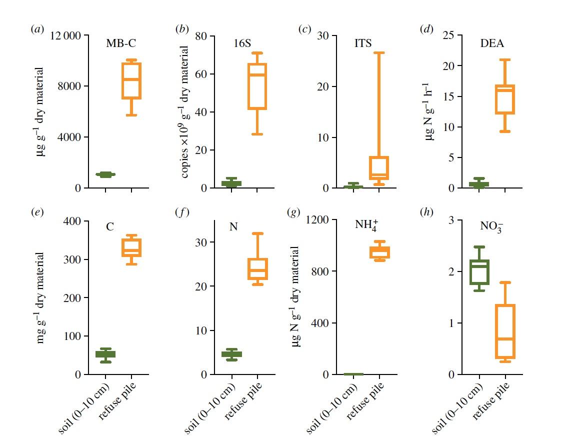 Маленькие создания, большие деяния: роль листорезов в парниковом эффекте неотропики - 7