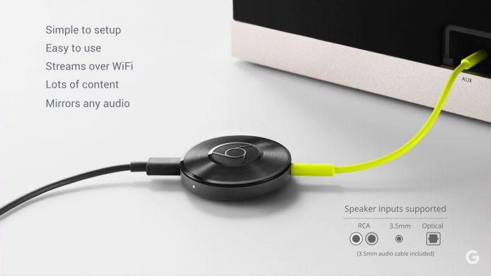 Некролог на смерть Chromecast Audio: Google убил черные диски - 4
