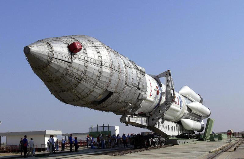 Разработчики «Ангары» опасаются, что двигатели ракеты могут разрушить ракету на старте - 1