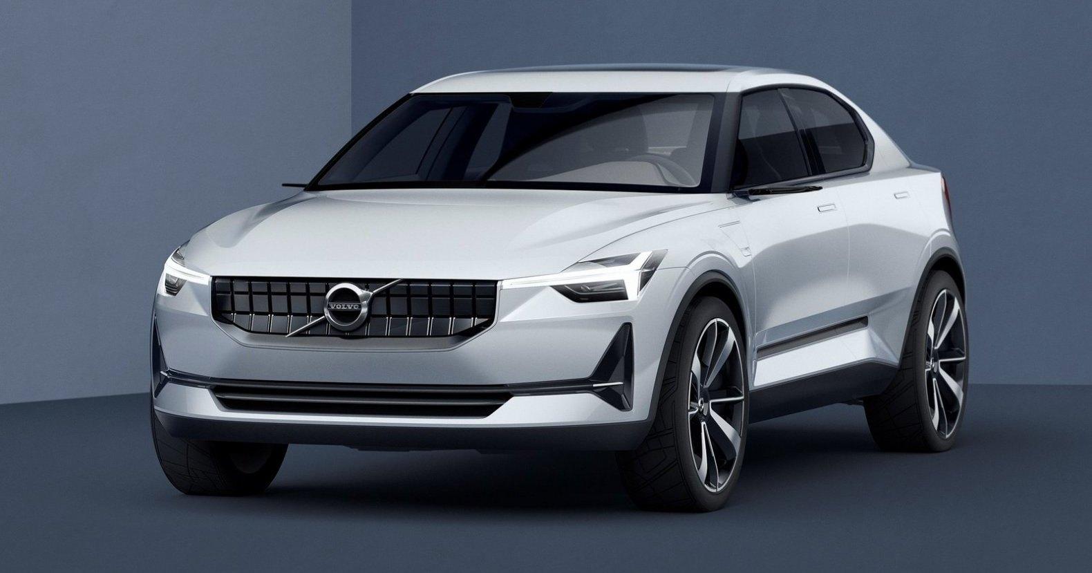 Volvo скоро выпустит «креативный» кроссовер