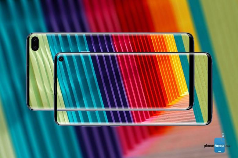 Самая мощная версия Samsung Galaxy S10 получит керамический корпус