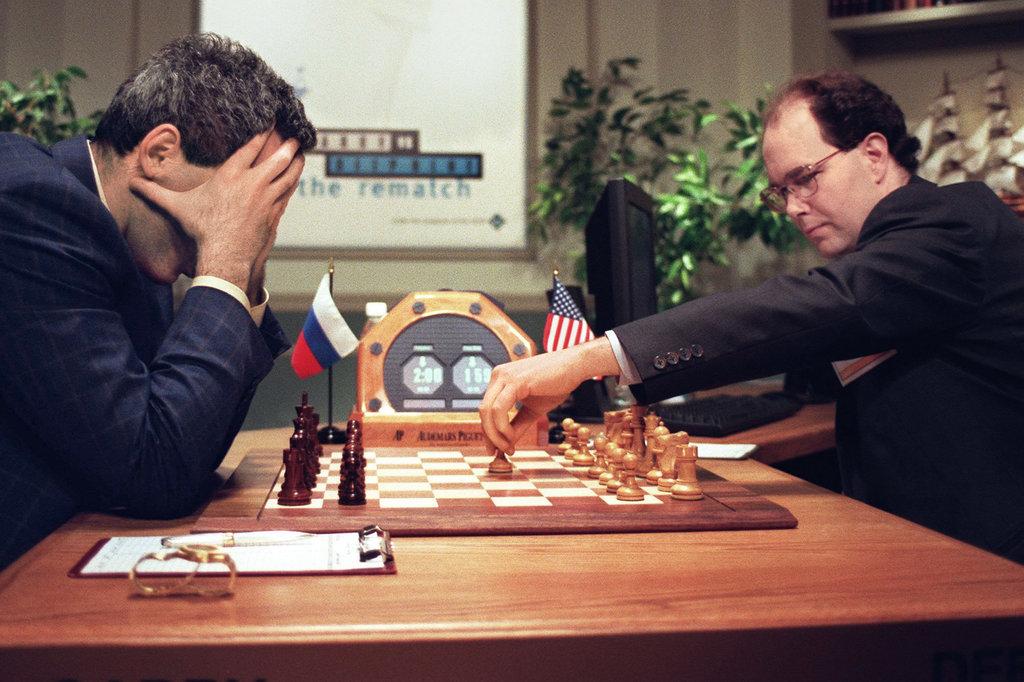 Один гигантский шаг для машины, играющей в шахматы - 2