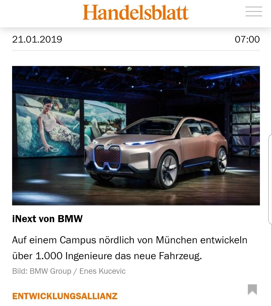 Daimler-BMW-план. Естественно, не без Теслы - 1