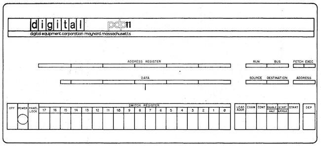 Чему нас научила PDP-11? - 14