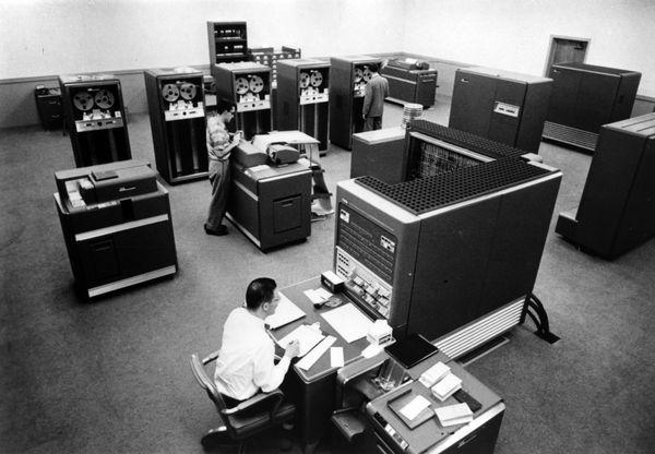 Чему нас научила PDP-11? - 5