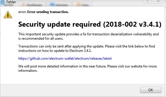 Пользователи сообщают о потере биткоинов в результате хитроумного взлома кошельков Electrum - 1