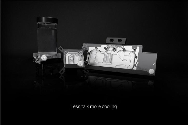 Представлена линейка компонентов систем жидкостного охлаждения EK Classic