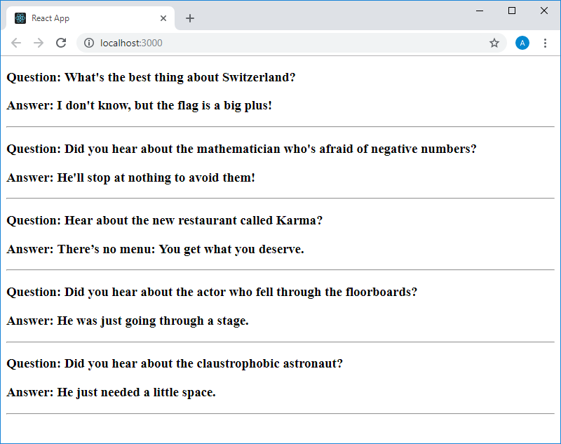 Учебный курс по React, часть 10: практикум по работе со свойствами компонентов и стилизации - 3