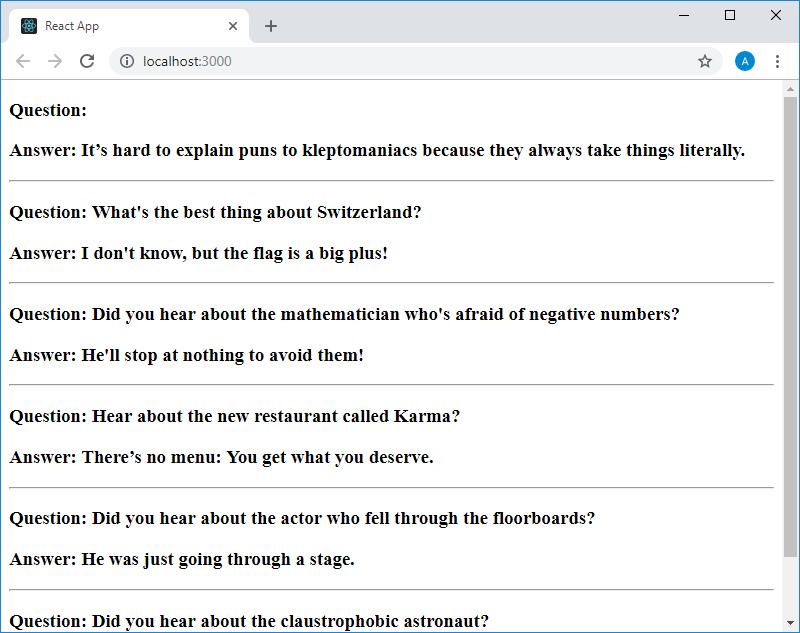 Учебный курс по React, часть 10: практикум по работе со свойствами компонентов и стилизации - 4