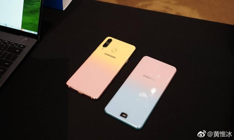 В День Влюбленных Samsung выпустит смартфон Galaxy A8s Female Edition