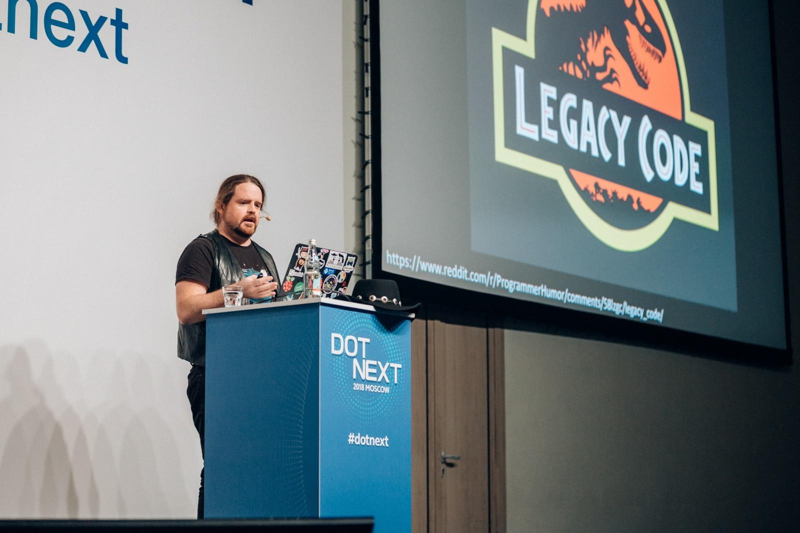 Ctrl-Alt-Del: учимся любить легаси-код - 1