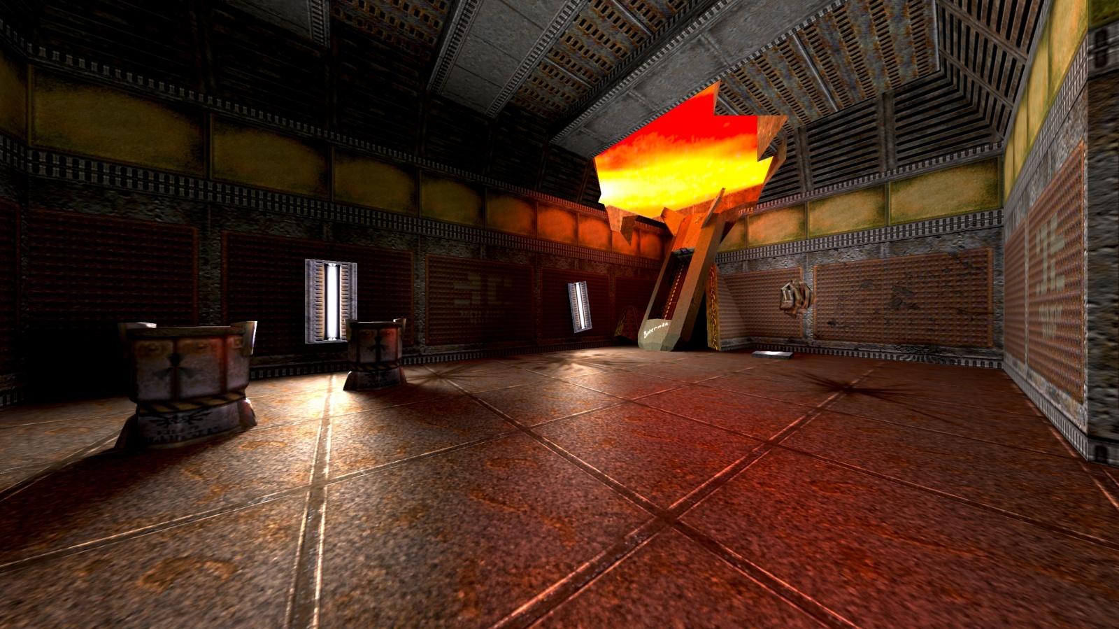 Q2VKPT: полностью переписанный Quake II с реалистичным освещением - 1