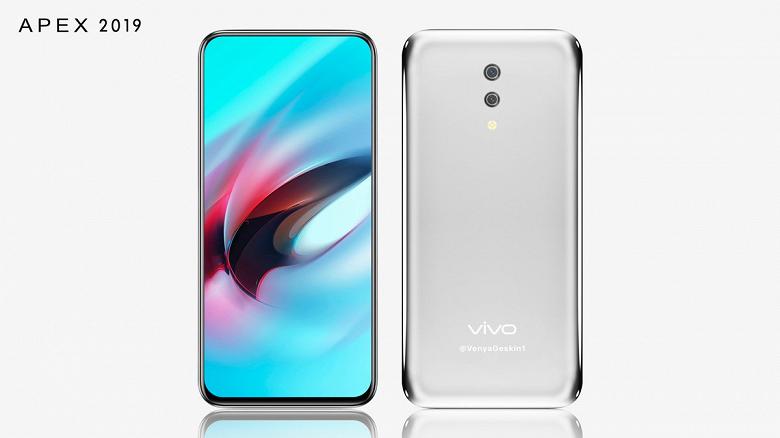 Vivo позволила людям потрогать новый смартфон, который на ощупь напоминает «булыжник» и «металлическое мыло»