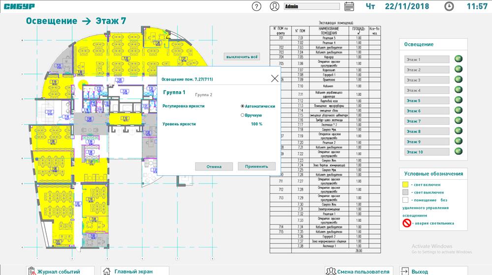 Автоматизация инфраструктуры одного шикарного офиса: как это выглядит - 10