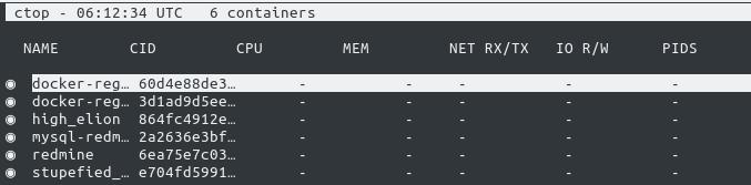 docker-pretty-ps — наконец-то удобный для чтения «docker ps» - 3