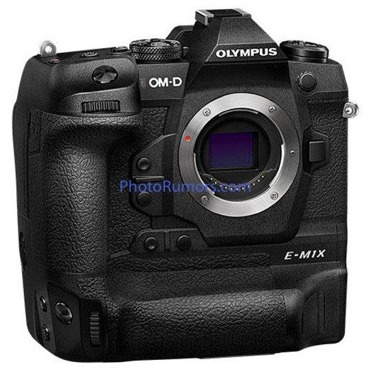 Фотогалерея дня: камера Olympus E-M1X