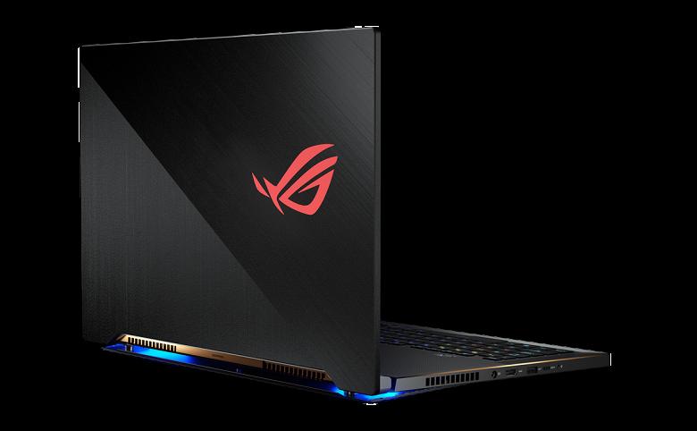 Игровой ноутбук Asus ROG Zephyrus S (GX701) выйдет в феврале по цене 169 990 руб.