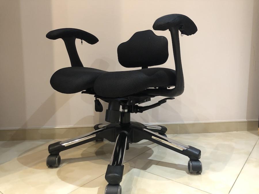 Офисное кресло по-корейски: ощущения и впечатления от Harachair Miracle - 5