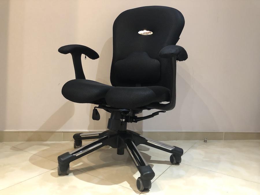 Офисное кресло по-корейски: ощущения и впечатления от Harachair Miracle - 7