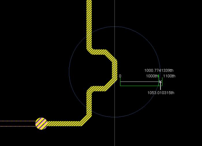 Влияние задержки и длины выводов микросхемы и ПО на расчет общей длины-задержки проводников - 8