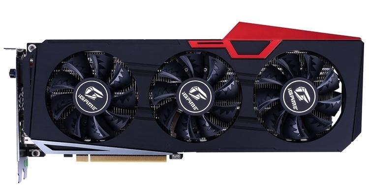 Дуэт ускорителей Colorful iGame GeForce RTX 2060 с разгоном