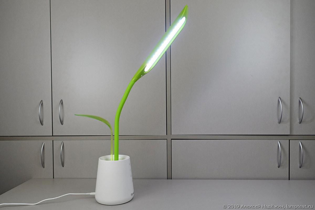 Настольные лампы Remilicht на светодиодах Sunlike - 13