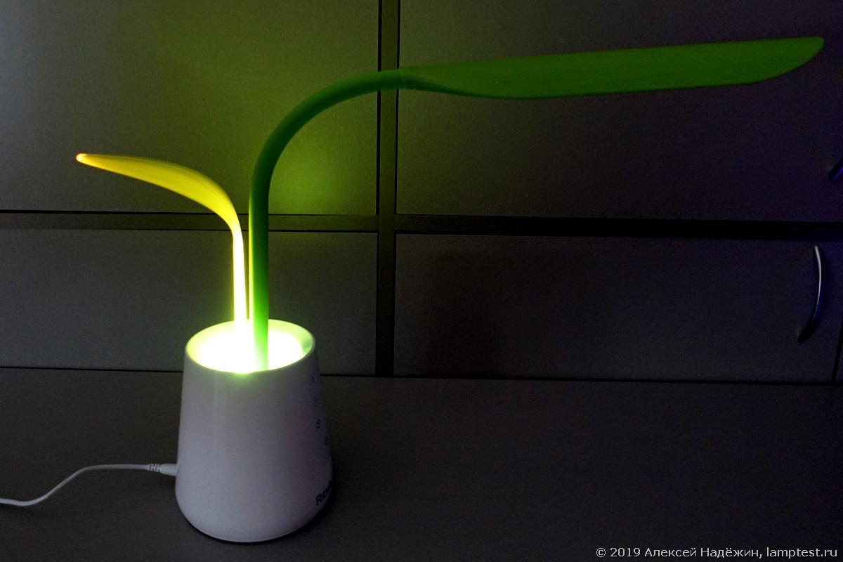 Настольные лампы Remilicht на светодиодах Sunlike - 16