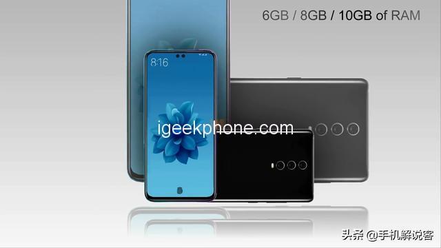 Смартфон Xiaomi Pocophone F2 получит Snapdragon 855, аккумулятор емкостью 4500 мА•ч, защиту IP68 и тройную камеру суммарным разрешением 78 Мп