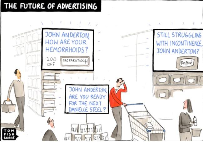 Такая разная онлайн-реклама. Три топора vs. AI, Ad Tech и DOOH - 4