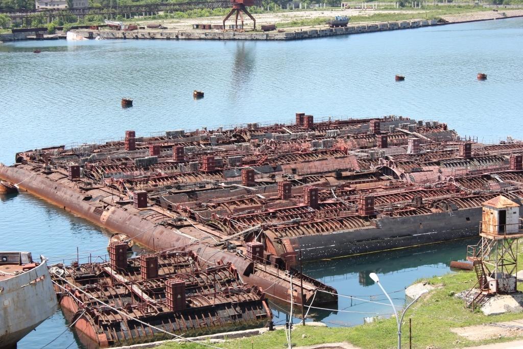 Японский ядерный могильник в Приморье или место утилизации АПЛ Тихоокеанского флота - 1