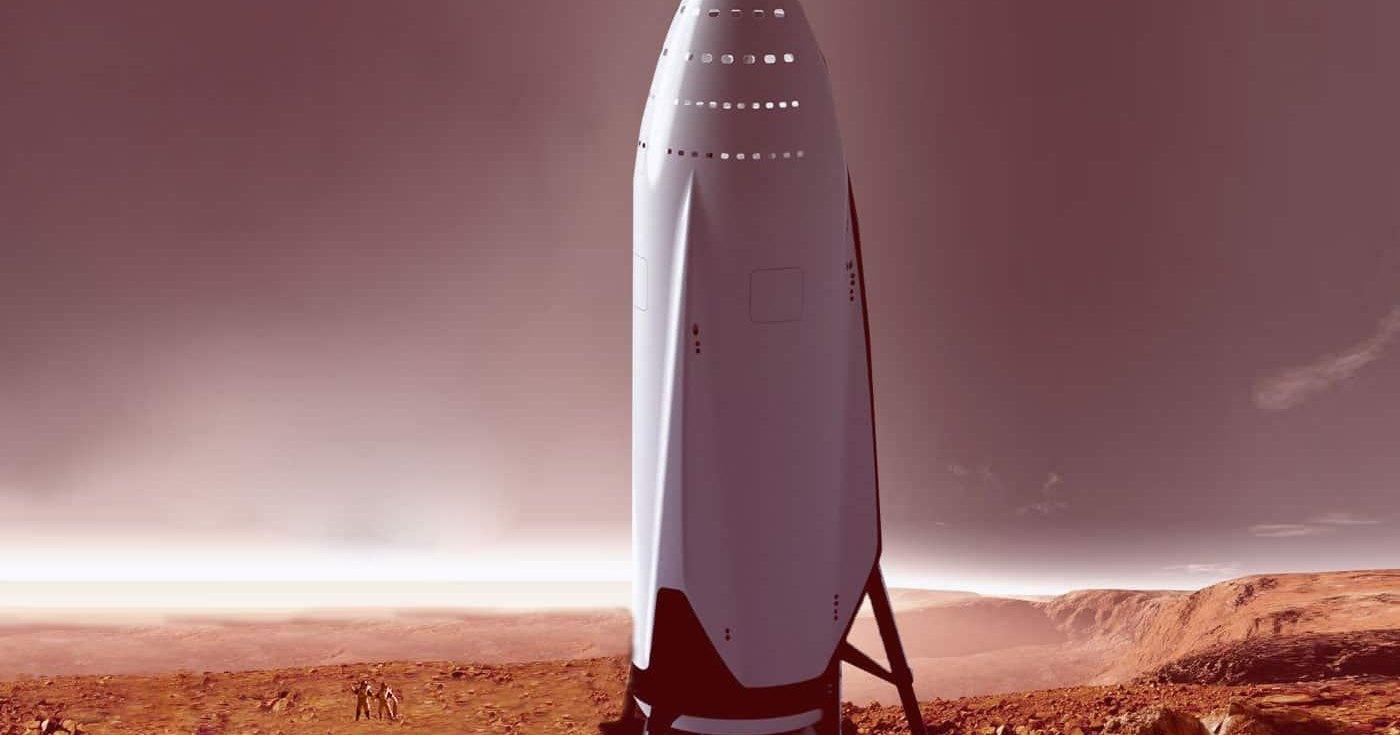 «Звездолет» Илона Маска сдуло ветром