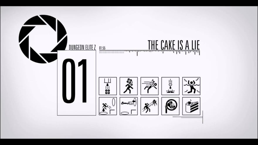 The Cake is a Lie - 1